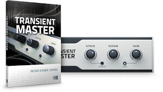VST3000: Native Instruments Transient Master FX v1 3 1 Update Incl