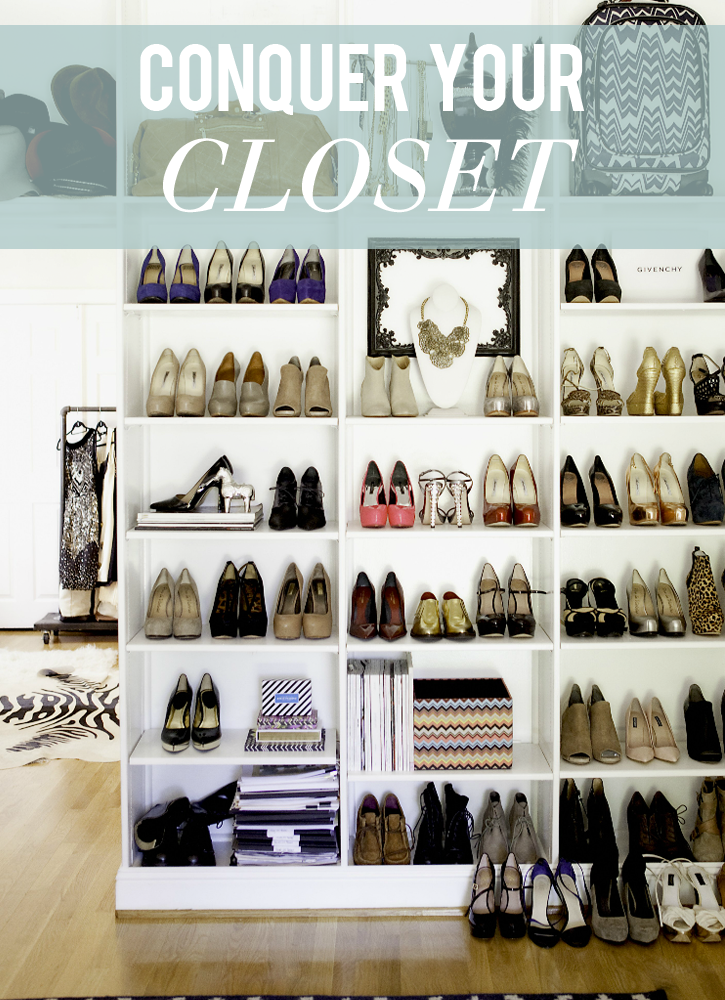 Your Closet Can Simplify Your Life The Art Of The Capsule: Seventeenth & Irving: CONQUER YOUR CLOSET