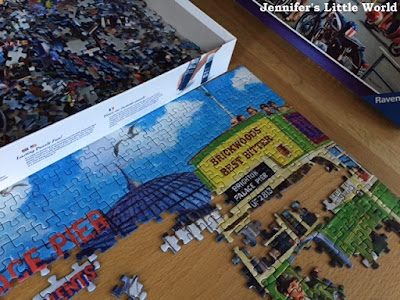 Ravensburger Happy Days, Brighton jigsaw review