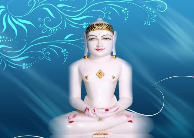 Mahavir Jayanti Wishes Message in Hindi