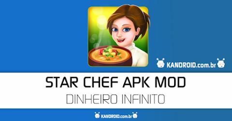 Star Chef: Jogo de Culinária e Restaurante v2.20.4 APK Mod (Dinheiro Infinito/Sem Anuncios)