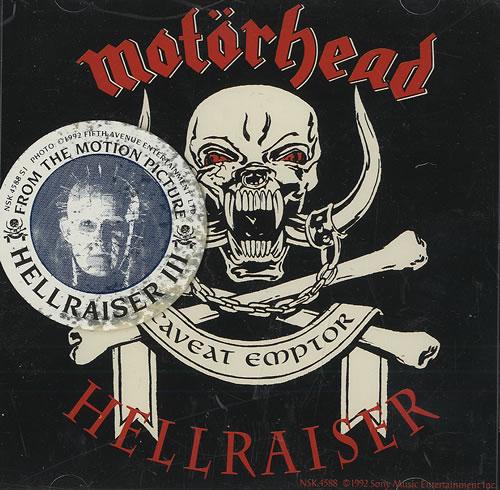 Hellraiser de Motorhead