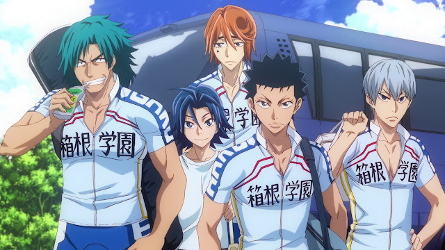 Yowamushi Pedal Re Generation