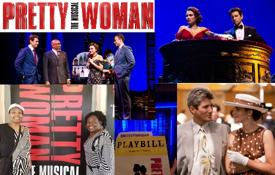 How does Pretty Woman the Musical Translate on Stage
