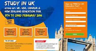 Planning to study in UK? Register Now