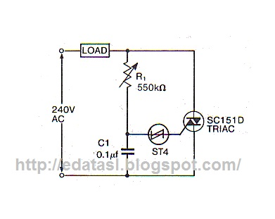 Electronic circuit, componnent data, lesson and etc… : Lamp