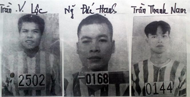 Đã bắt lại đủ 3 phạm nhân vượt ngục ở Gia Lai
