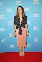 Karina Banno That's Not Me Premiere best red carpet dresses at Sydney Film Festival