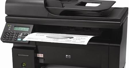 Hp laserjet professional p1100 series driver download