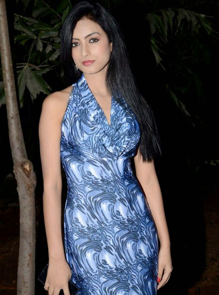 Beautiful Ruby parihar photos in at it's my life audio release function