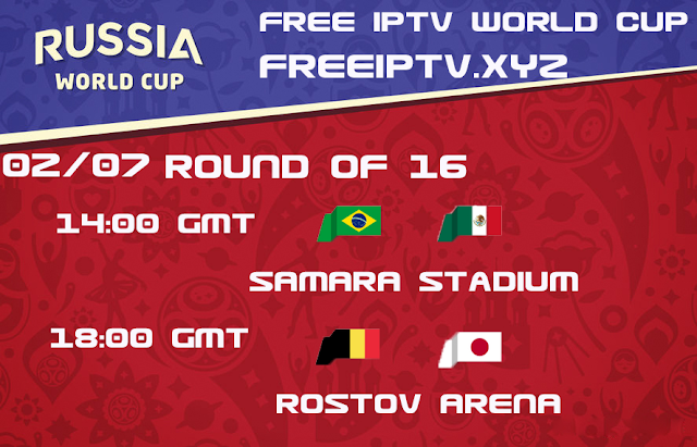 World cup 2018 iptv free sport 02/07/2018
