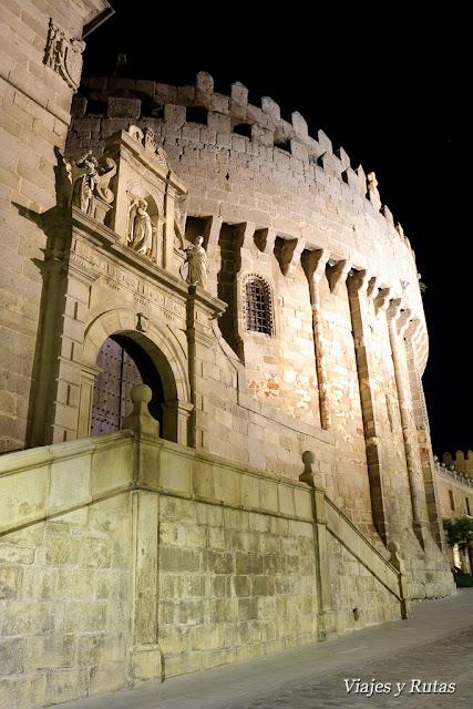 Cimorro de la catedral de Ávila