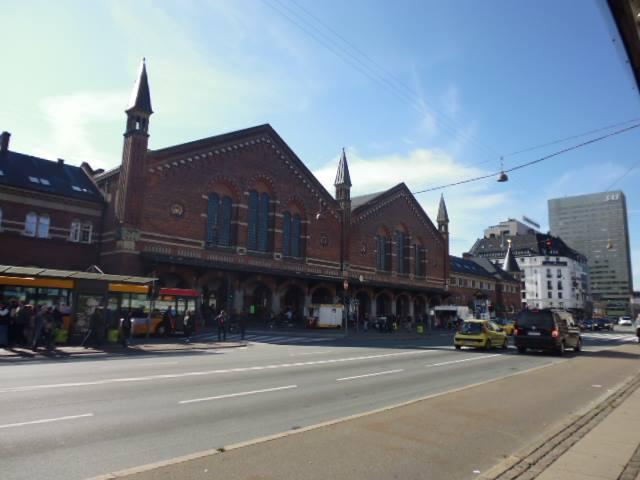 Estación Central de Tren (Kobenhavns Hovedbanegärd) (Copenhague)
