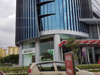 HQ Shaklee Berpindah Ke Menara Sunway Geo