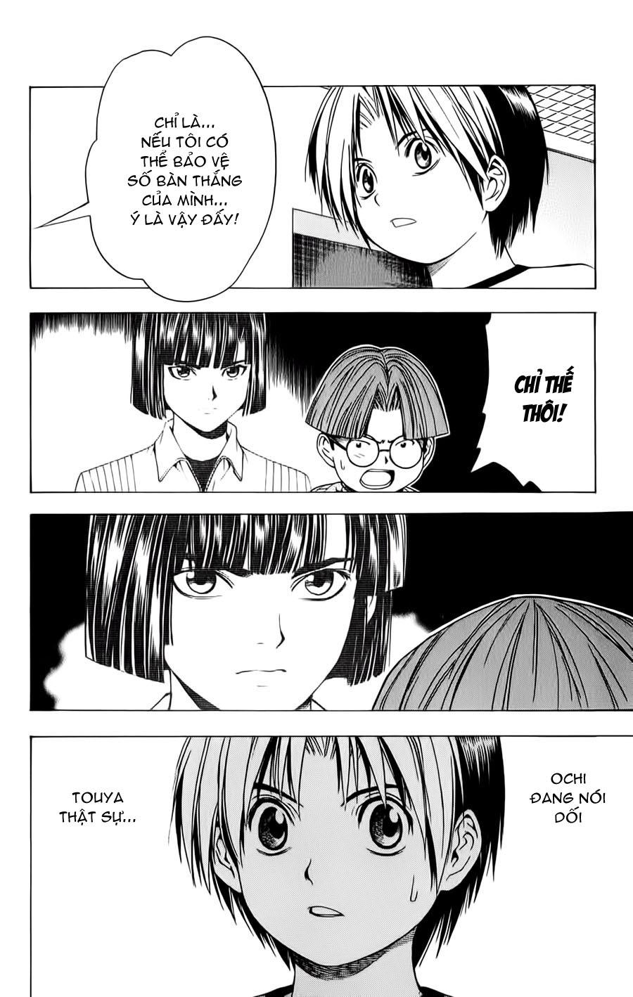 Hikaru No Go hikaru no go chap 93 trang 10