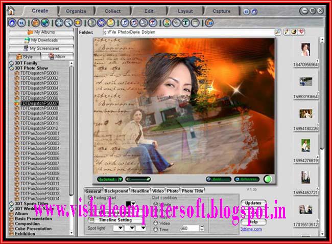 3d album commercial suite 3.3 for pc free download - vishal, Presentation templates