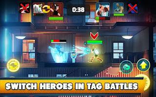 Mayhem Combat - Fighting Game Apk-Apklover