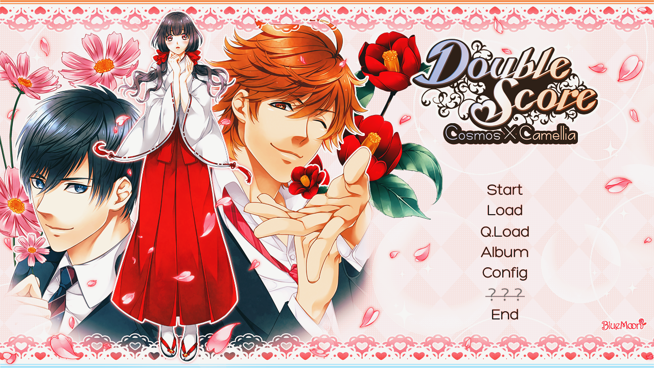Double Romance Otome Game Download