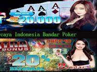 Judi Terpercaya Indonesia Bandar Poker