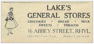Lake's General Stores