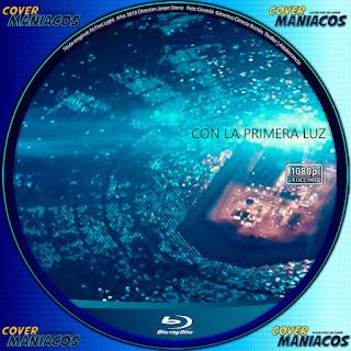 GALLETA BLURAY At First Light - CON LA PRIMERA LUZ 2018 [COVER DVD ]