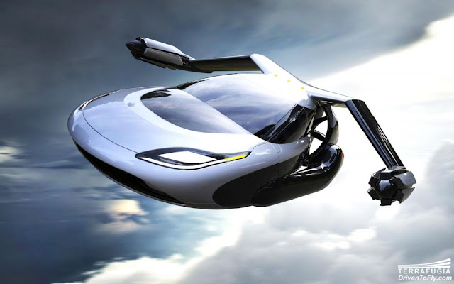 FAA approves flying car test flights in US airspace