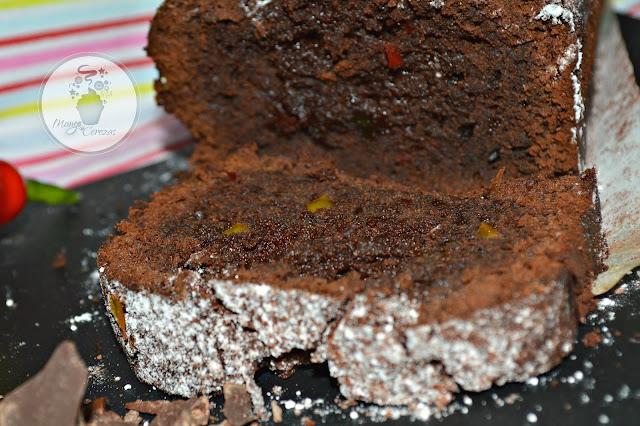 tarta chocolate, jalapeños