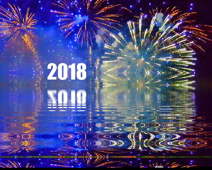 Imagenes de a o nuevo 2018 feliz a o nuevo 2018 - Felicitaciones para ano nuevo ...