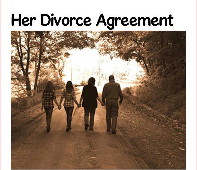 """Her Divorce Agreement"" (Deeply Touching)"