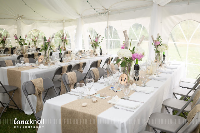 Party Professionals wedding decor