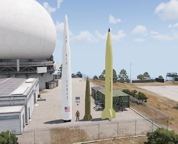 Arma3に弾道ミサイルを追加するMOD