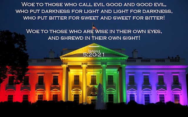 June Proclaimed LGBT Pride Month: President Obama Contends Supremacy With God