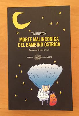MORTE MALINCONICA DEL BAMBINO OSTRICA