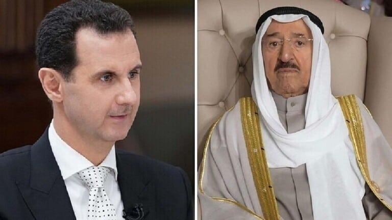 بشار-الأسد-بدلا-عن-أمير-الكويت-في-إنتو-الها