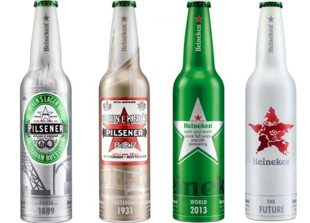 História da Cervejaria Heineken