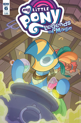 Legends of Magic #6