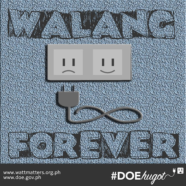 Philippine Department of Energy Hugot Lines Electric Socket