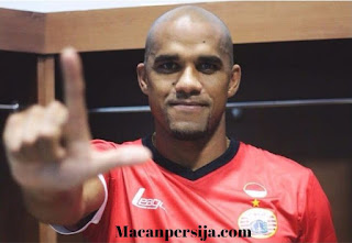 Striker Baru Persija Tuai Pujian Setelah Mencetak Gol Untuk Timnya