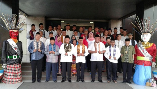 Samsat Jakbar Rayakan HUT Jakarta ke-489