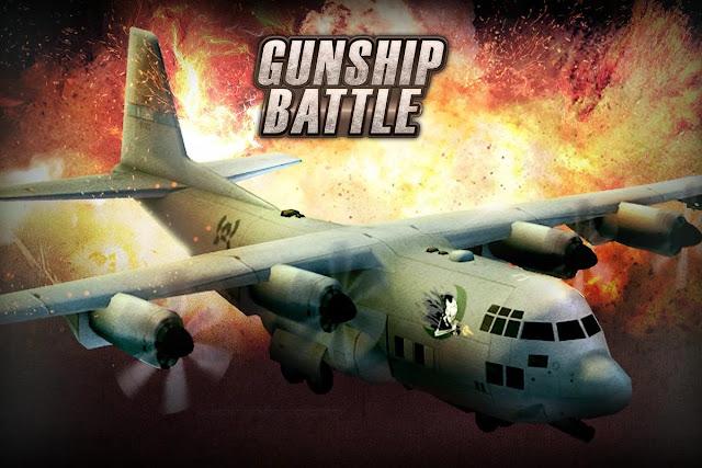 Download GUNSHIP BATTLE: Helicopter 3D apk games