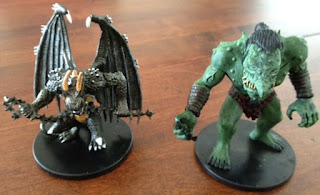 Dungeon Command Goblin minis