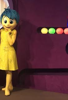 Joy Character Epcot Disney
