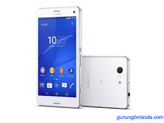 Cara Flashing Sony Xperia Z3 Compact D5833 Via Flashtool