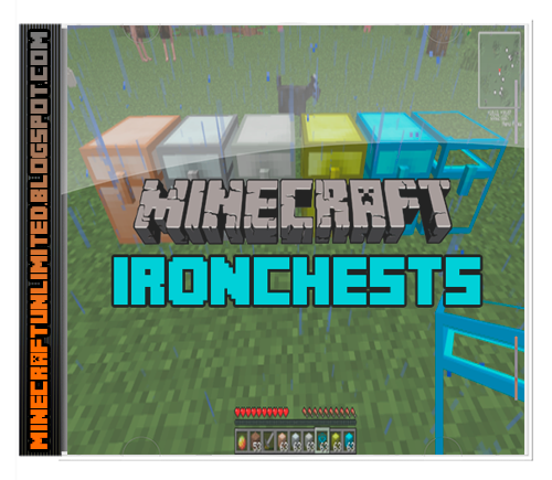 Download IronChests Mod 1.12.1