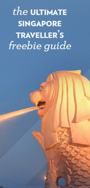 The Ultimate Singapore Traveller's Freebie Guide E-Book