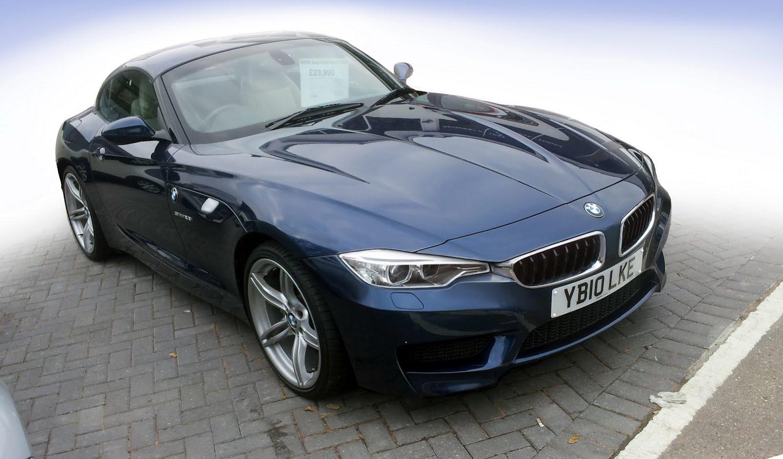 Sports Cars: BMW Z4