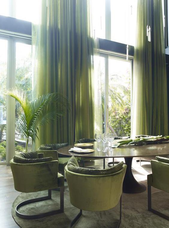 blog deco - rideaux pour baies vitrées