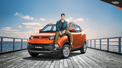 Mahindra KUV 100 Young SUV Vehicle
