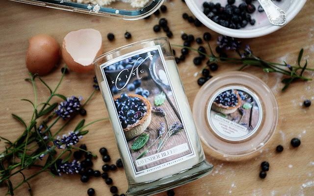 Sezon na jagody... Kringle Candle Lavender Blueberry - Czytaj więcej »