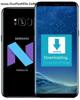 Samsung Galaxy S8 SM-G950F Official irmware Flash File Stock Rom